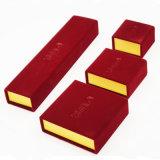 Qualitäts-Speichertrinket-Ring-Armband-Schmucksache-Kasten (J46-E)