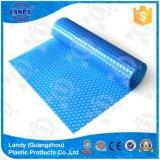 Couverture solaire - couverture thermique de bulle - usine de Landy