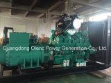 Dieselgenerator Cummins-1000kVA mit langer Garantie