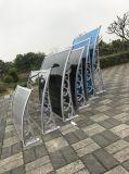 DIY installiertes einfache Zelle-Polycarbonat-Garten-Dekoration-Kabinendach