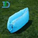 Sofá preguiçoso inflável da banana do preço de fábrica 210t para a venda
