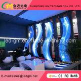 Heißer Verkauf P2.5 farbenreiche InnenlED Bildschirm bekanntmachend
