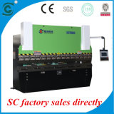 Wc67k vendem por atacado o Ce hidráulico do freio da imprensa da placa da máquina do CNC Abkand & o ISO Certificate com o controlador Sk60