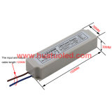 bloc d'alimentation imperméable à l'eau de la tension 12V-35W de l'interpréteur de commandes interactif continuel DEL de PC