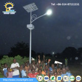 Afrika-energiesparende angeschaltene Solarsolarstraßenlaternen