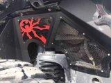 2 van de Voor Binnen van het Stootkussen van de Voering van de Uitrusting stukken Jeep Wrangler Jk van Pasvormen 07-17