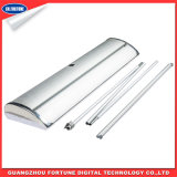 Wide Base Aluminium Display Roll up Stand for Promotion