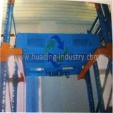 бегунки 1200X1000 3 основывают паллет пластмассы открытой палубы