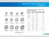 6PT. TC 표준 노면 파쇄기 커터 110646