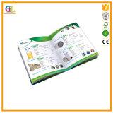 Stampa in offset del libro Softcover su ordinazione con il grippaggio perfetto