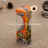 Rectángulo de empaquetado de la venta 2016 del regalo plegable plástico caliente del animal doméstico