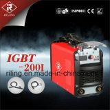 Máquina de solda IGBT MMA (IGBT-140I / 160I / 180I)