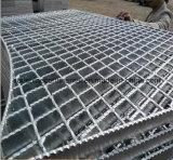 Griglia dello scolo galvanizzata piattaforma del coperchio di Tranch di drenaggio della passerella