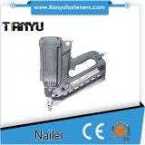 Gfn3490 Nailer de quadro do gás sem corda de 34 graus