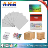 carte sèche d'à haute fréquence de 13.56MHz ISO14443 de l'IDENTIFICATION RF MIFARE de PVC passive