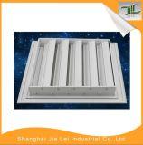 Difusor do retorno do ar da grade da deflexão do alumínio único para a ventilação