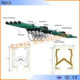 Alluminio Nsp-H32/giuntura di rame per la guida del conduttore isolata Unipole
