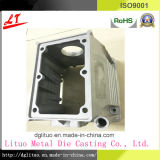 Aluminium Soem Druckguß/Preßgießen, Sand-Gussteil