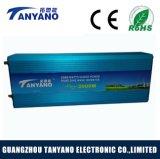 Nuevo 12V 110V/220V-240V 2000W del inversor puro de la CA de la potencia de onda de seno de la red
