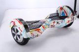 10 بوصة بالغ اثنان عجلة نفقة يوازن [سكوتر] [هوفربوأرد] [بلوتووث] [350و] محرك إطار العجلة