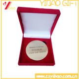 Custom Logo Sport Zin Alloy Coin Medal / Médaillon Souvenir Gift (YB-HR-61)
