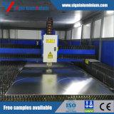 De Laser die van China de Warmgewalste Cirkel van Aluminium 6061 met de Dikke Fabrikant van 16mm snijden