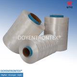 Fibra de UHMWPE/hilado de Hppe Fiber/PE Fiber/PE para los guantes Cortar-Resistentes/la fibra ultraalta del polietileno del peso molecular (fibra coloreada) (verde de TYZ-TM30-800D-Moss)