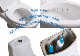 Toalete de uma peça só dos mercadorias sanitários, Vortex do sifão com jato (JX-1#)