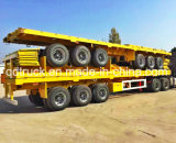 35-60 da tonelada da carga reboque Semi, reboque leve da carga