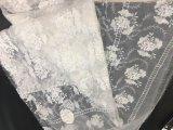Commercio all'ingrosso nuziale del tessuto del merletto di nuovo disegno 2016 per la cerimonia nuziale