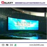 Scherm van de Vertoning van de LEIDENE P2/P2.5/P3/P4/P5 HD het VideoKleur van de Muur Volledige Binnen