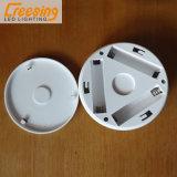 La lámpara infrarroja sin hilos ligera de la inducción del LED para la cabina del vestíbulo LED de la cabecera de la cabina enciende las baterías