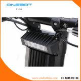 Motore pieghevole della batteria 500W di Pansonic della E-Bici di Onebot, mobilità urbana, Ebike intelligente, USB, Bluetooth, motorino, bicicletta