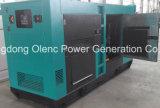 Cummins Silent Generator Set 100 кВА с генератором марафона