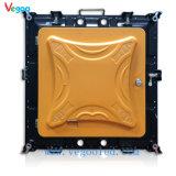 Tela de indicador Rental ao ar livre P6mm do diodo emissor de luz da cor cheia