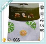 Kundenspezifisches Farben-Drucken-Küche Microfiber Reinigungs-Tuch