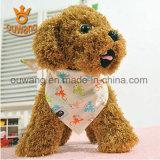 OEM van de fabriek de Directe Douane Afgedrukte Hond Bandana van de Driehoek van het Embleem