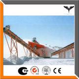 Миниая резиновый конвейерная для горнодобывающей промышленности