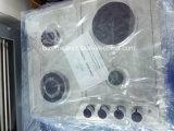 Tres hornillas, los materiales superiores son el vidrio Tempered negro (JZS1302)