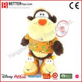 En71 아기를 위한 귀여운 연약한 장난감 원숭이