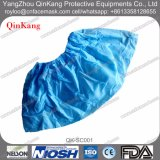 Cubierta antideslizante desechable del zapato antirresbaladizo del hospital