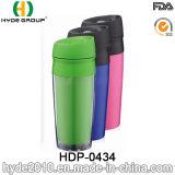 新しい14oz BPAは放すねじふた(HDP-0434)が付いているプラスチック旅行マグを