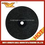Los abrasivos cortaron la rueda para el metal 100*2.5*16m m