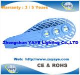 Indicatore luminoso di via di watt LED di vendita 100 di Yaye 18 indicatore luminoso di via/watt caldi LED della PANNOCCHIA 100 con la garanzia di anni Ce/RoHS/3