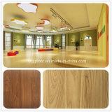 工場家の装飾のための木の穀物のプラスチック積層物のフロアーリング