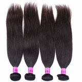 Cabelo brasileiro /Hair de trama de Remy do Virgin que tece extensões de /Hair