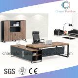 現代家具のコンピュータ表の木の事務机