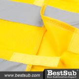 Chaleco reflexivo de la economía (amarillo)