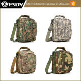 Tactical Woodland Camo Outdoor Leisure Petit paquet 3D