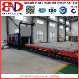 Herd des Blockwagen-300kw, der Ofen für Wärmebehandlung mildert